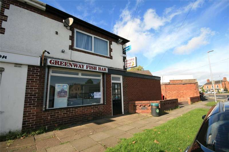 2 Bedrooms Semi Detached House for sale in Greenway, Crewe, Cheshire, CW1
