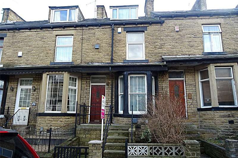 3 Bedrooms Terraced House for sale in Lister Avenue, East Bowling, Bradford, BD4