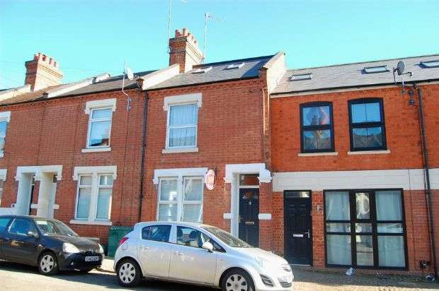 3 Bedrooms Terraced House for sale in Allen Road, Abington, Northampton NN1 4NE
