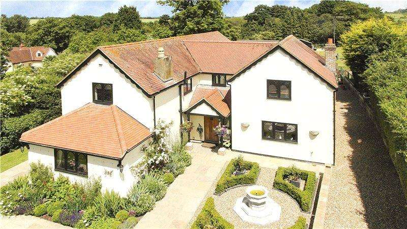 5 Bedrooms Unique Property for sale in Danebridge Lane, Much Hadham, Hertfordshire, SG10