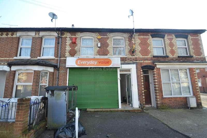 1 Bedroom Mixed Use Commercial for sale in Prince Of Wales Avenue, Reading