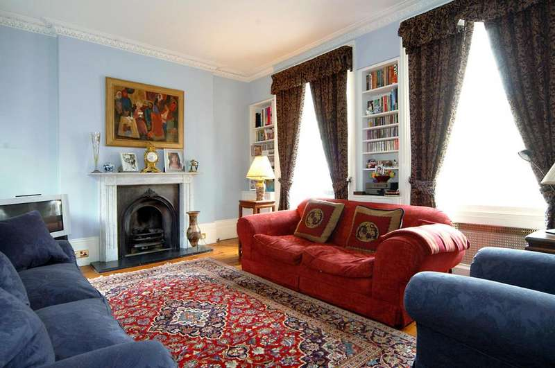 3 Bedrooms Terraced House for sale in Albany Street, Regent's Park, London
