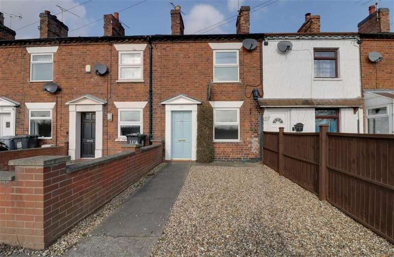 2 Bedrooms Terraced House for sale in Crewe Road, Nantwich