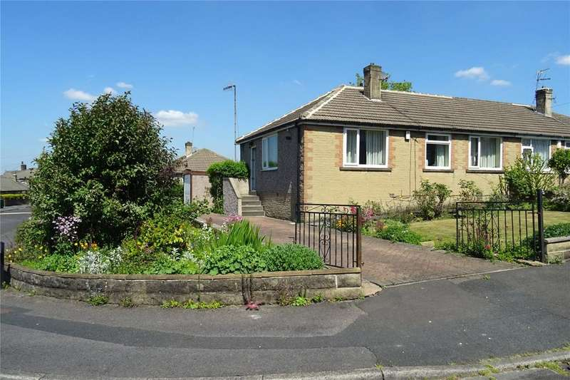 3 Bedrooms Semi Detached Bungalow for sale in Flockton Drive, Bradford, West Yorkshire, BD4
