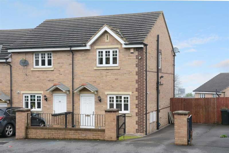 2 Bedrooms Town House for sale in Rowantree Drive, Idle