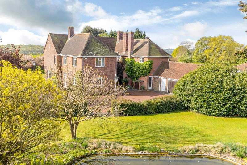 6 Bedrooms Detached House for sale in West Bergholt, Colchester, Essex, CO6