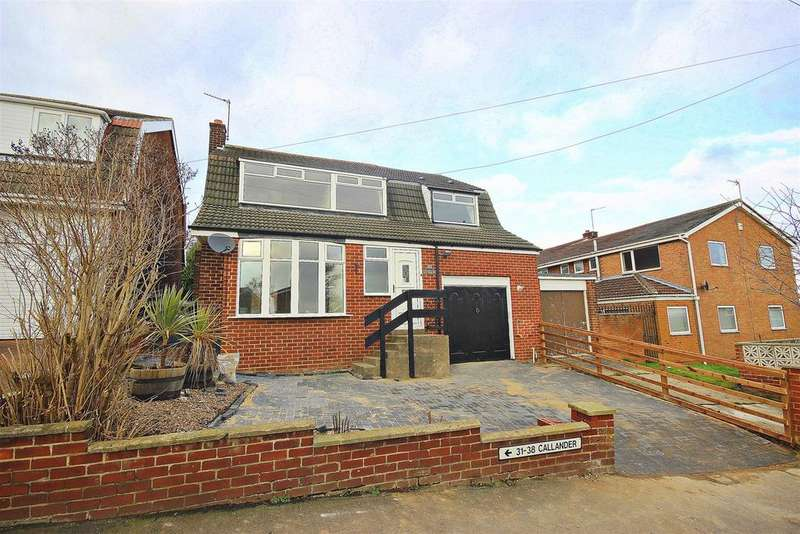 4 Bedrooms Detached House for sale in Callander, Ouston, Chester Le Street