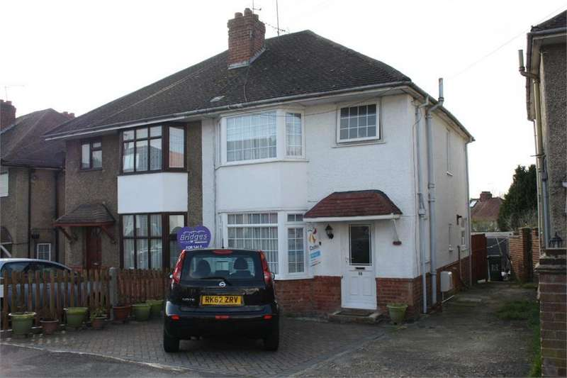 4 Bedrooms Semi Detached House for sale in Newport Road, Aldershot, Hampshire