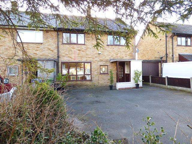 3 Bedrooms House for rent in Twiss Green Drive, Culcheth, Warrington