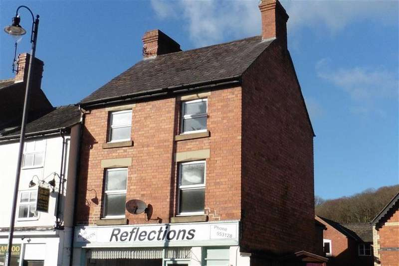 2 Bedrooms Flat for rent in 47a, Mount Street, Welshpool, Powys, SY21