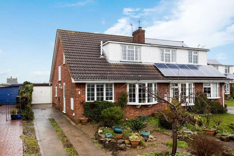 3 Bedrooms Semi Detached House for sale in The Croft, Sheriff Hutton, York