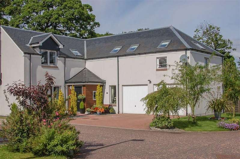 4 Bedrooms Detached House for sale in Keillor Steadings, Blairgowrie, Perthshire