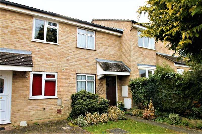 2 Bedrooms Terraced House for sale in Roundhay, Leybourne, West Malling