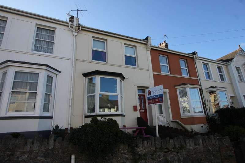 3 Bedrooms Terraced House for sale in Westbourne Road, Torquay