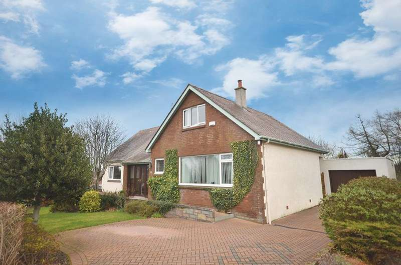 4 Bedrooms Detached Bungalow for sale in 25 Dunure Road, Ayr, KA7 4HR