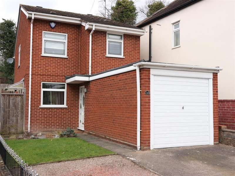 3 Bedrooms Detached House for sale in Park Road, Quarry Bank