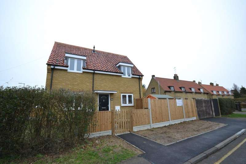 2 Bedrooms House for sale in Fitches Crescent, Maldon, CM9