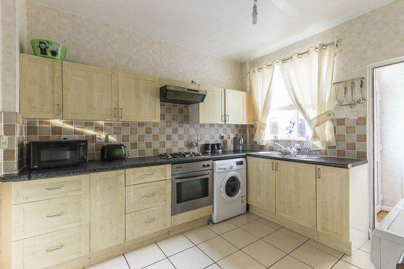 2 Bedrooms Terraced House for sale in TOWER STREET, ALLENTON