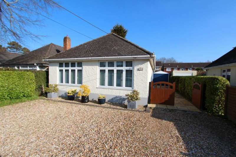 3 Bedrooms Detached Bungalow for sale in WALKFORD
