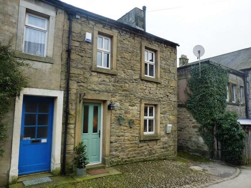 2 Bedrooms Cottage House for sale in Tweed Street, Bentham
