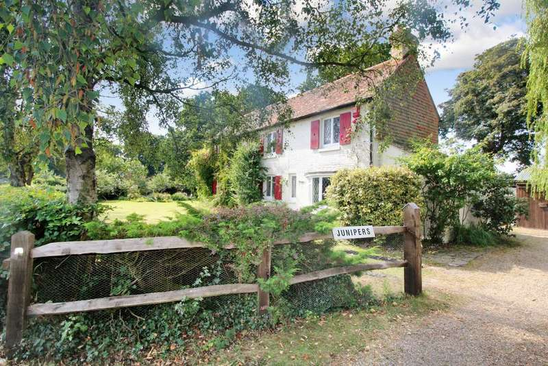 4 Bedrooms Cottage House for sale in Rural West Chiltington
