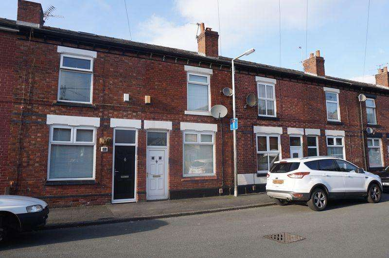 2 Bedrooms Terraced House for sale in Great Moor Street, Stockport