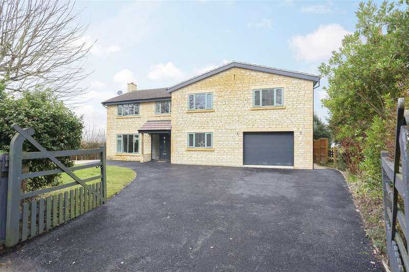 5 Bedrooms Detached House for sale in Church Road, Wanborough, Wiltshire
