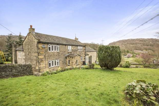 5 Bedrooms Detached House for sale in Shibden Hall Road, Calderdale, West Yorkshire, HX3 9XA