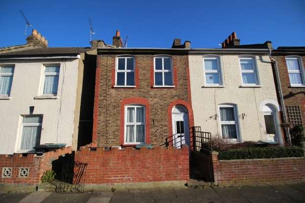 2 Bedrooms Terraced House for sale in Cutmore Street, Gravesend, Kent, DA11 0PS