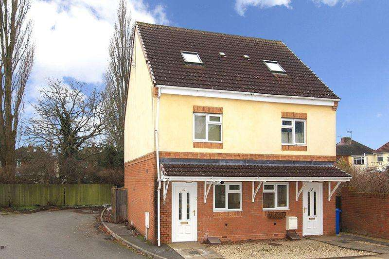 3 Bedrooms Semi Detached House for rent in BILBROOK, Dam Mill Close