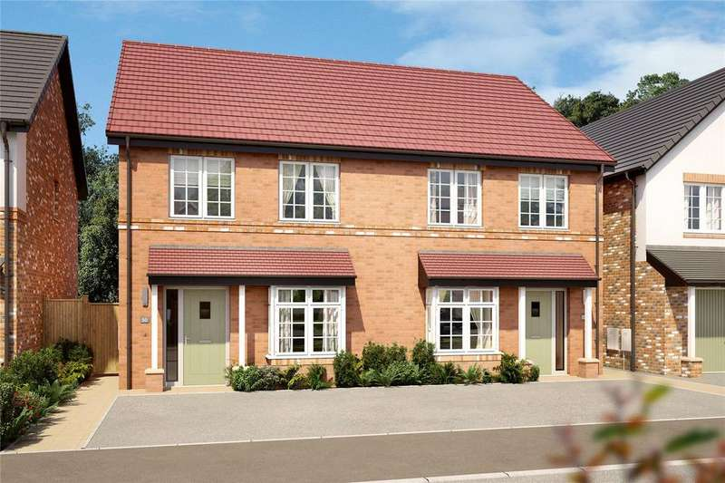 3 Bedrooms Detached House for sale in Plot 29 Kilmington, Guisborough