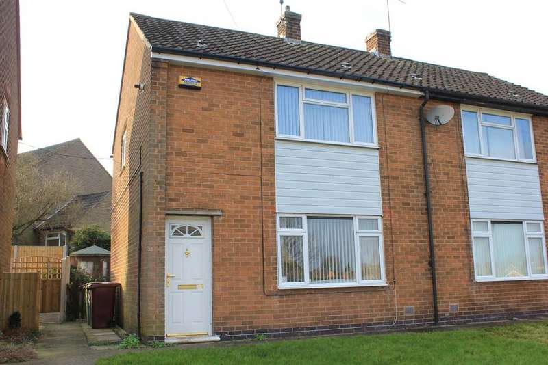 2 Bedrooms Semi Detached House for sale in Wheatcroft Close, Danesmoor
