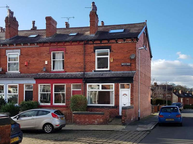 4 Bedrooms End Of Terrace House for sale in Bentley Grove, Meanwood, Leeds 6