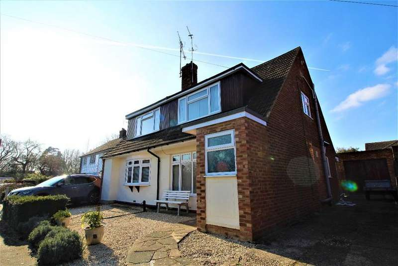 3 Bedrooms Semi Detached House for sale in Malyon Road Witham Essex CM8 1DF