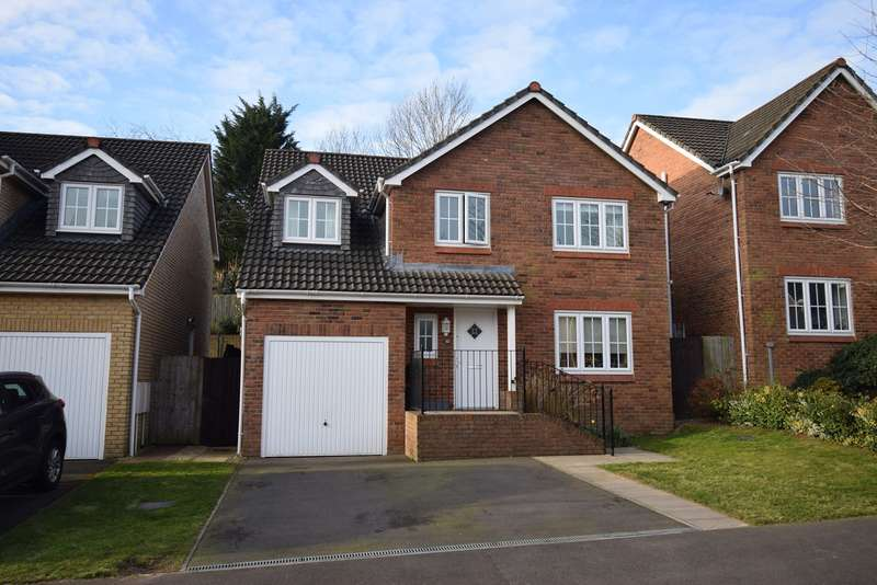 5 Bedrooms Detached House for sale in Grayson Way, Llantarnam, Cwmbran, NP44