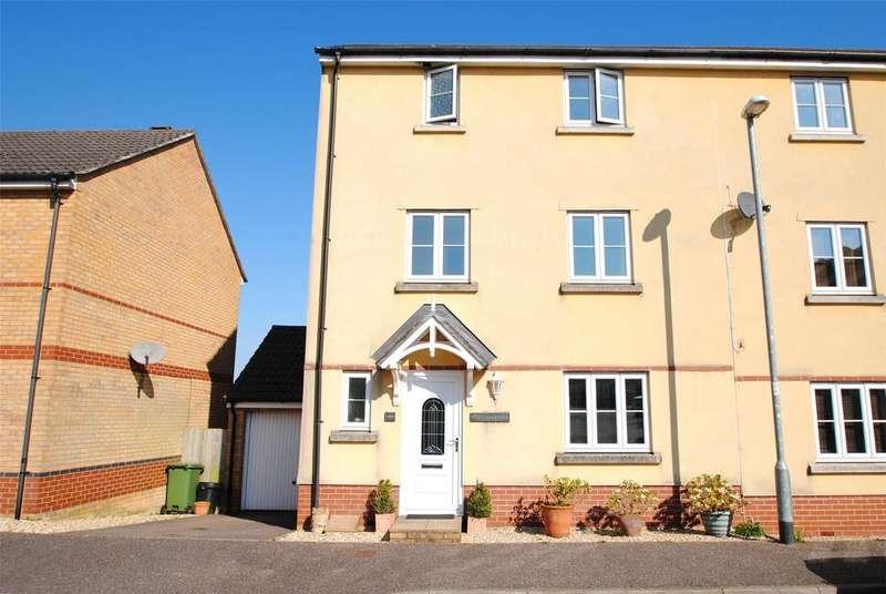 3 Bedrooms Semi Detached House for rent in Trafalgar Drive, Torrington