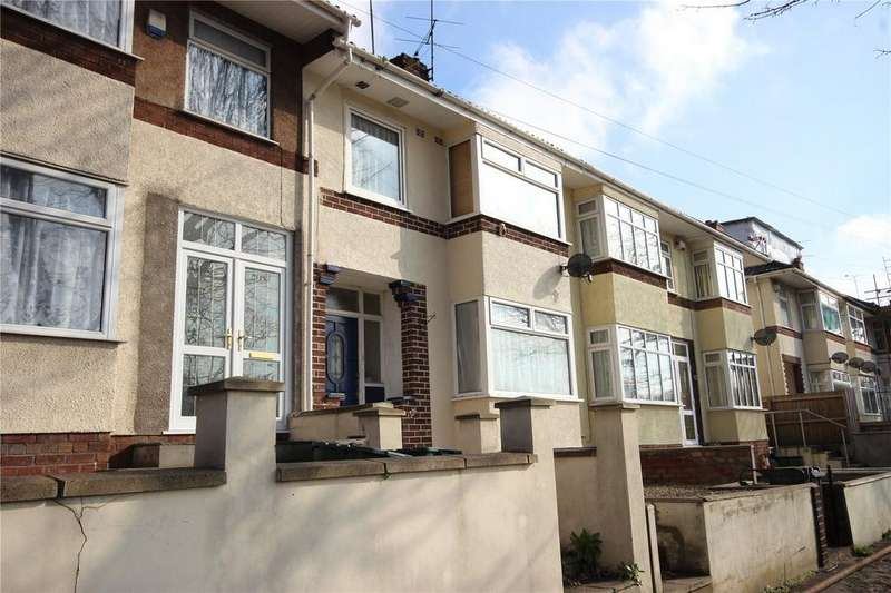 3 Bedrooms Terraced House for sale in Muller Road, Horfield, Bristol, BS7