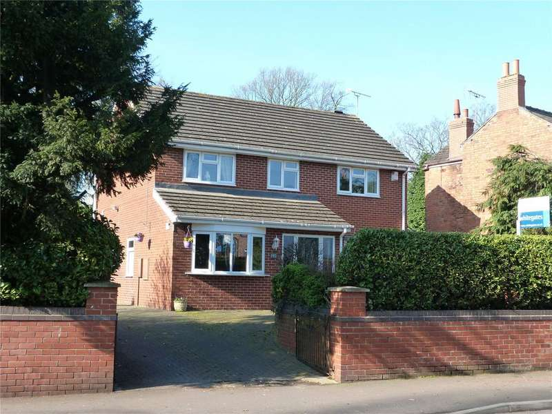 3 Bedrooms Detached House for sale in Broad Street, Crewe, Cheshire, CW1