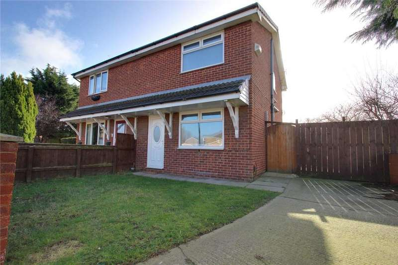 3 Bedrooms Semi Detached House for sale in Ajax Way, South Bank