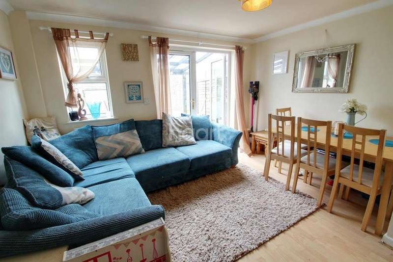 2 Bedrooms Terraced House for sale in Preston Close, Ratby, Leicester