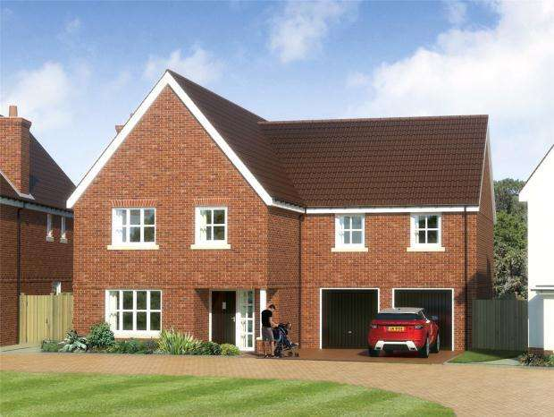 4 Bedrooms Detached House for sale in Pampisford Road, Abington, Cambridge, Cambridgeshire