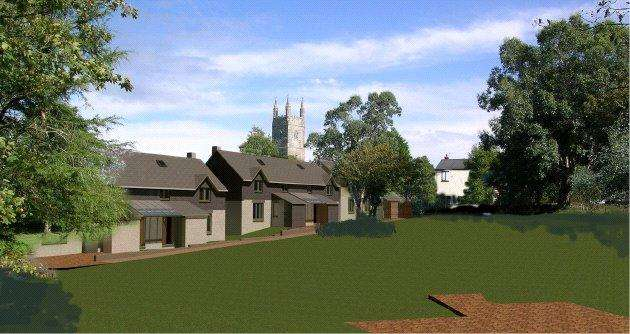 Plot Commercial for sale in Week St. Mary, Holsworthy, Devon