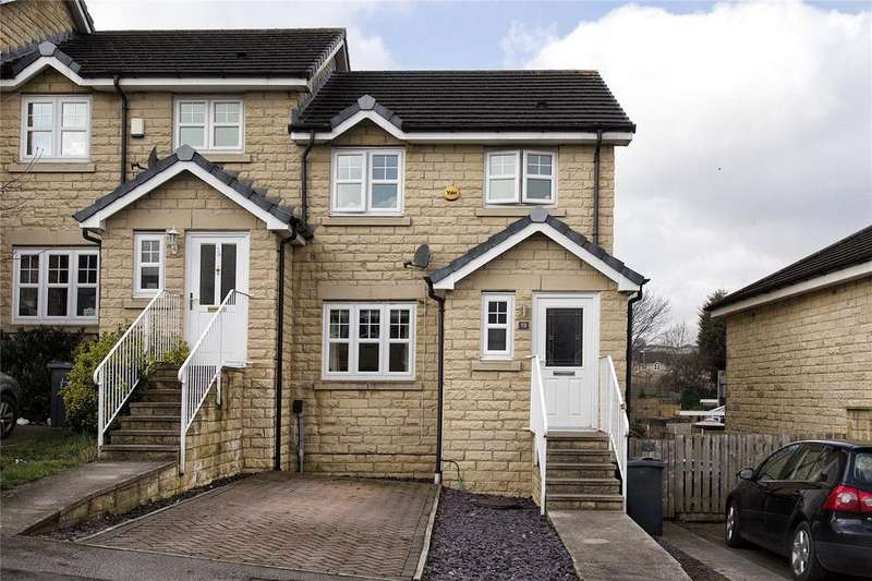 3 Bedrooms End Of Terrace House for sale in Chaster Street, Batley, West Yorkshire, WF17