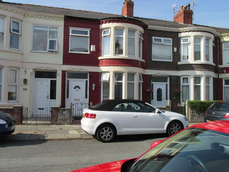 3 Bedrooms Terraced House for sale in Woodchurch Road
