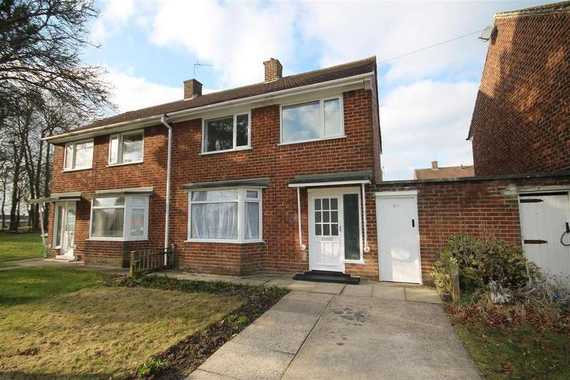 3 Bedrooms Semi Detached House for sale in Ragpath Lane, Stockton-On-Tees