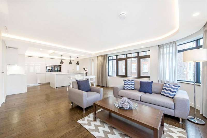 2 Bedrooms House for rent in Hallam Street, Fitzrovia, W1W