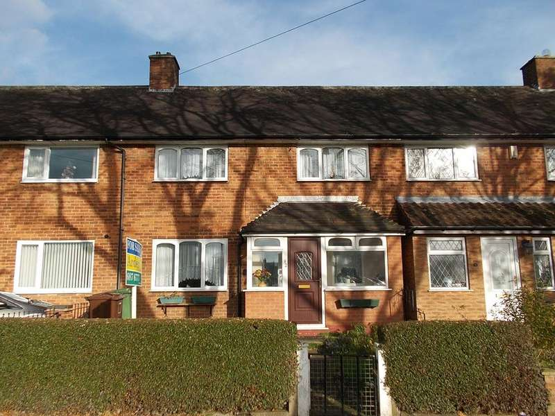 3 Bedrooms Terraced House for sale in Church Close, Kingshurst, Birmingham B37