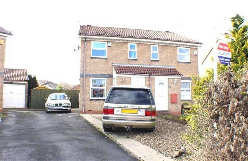 2 Bedrooms Semi Detached House for sale in Teal Garth, Bridlington, East Yorkshire