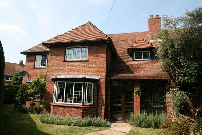 4 Bedrooms Semi Detached House for sale in St. Leonards Road, Deal