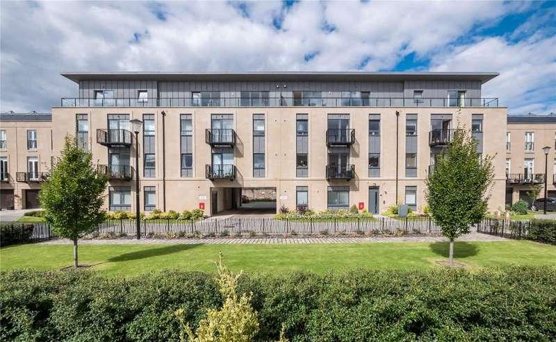 3 Bedrooms Penthouse Flat for sale in Larkfield Gardens, Edinburgh
